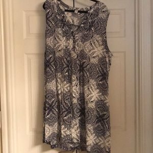 Old Navy tunic dress size XXL
